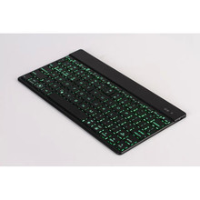 Luxury Aluminium Wireless Bluetooth Keyboard with/without 7 Color Backlight for ASUS Google Nexus 7 I II 2012 2013