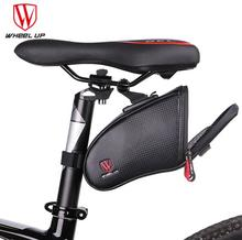 Buy WHEEL UP Bicycle Saddle Bag Waterproof MTB Road Bike Rear Bags Cyclgn Rear Seat Bag Reflective Bike Tail Bag Cycling Equipment for $10.19 in AliExpress store