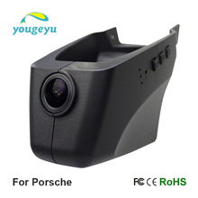 Car DVR camera for Porsche Cayenne Cayman Panamera 911Carrera Built-in Wifi video recorder dvrs Control by APP Share