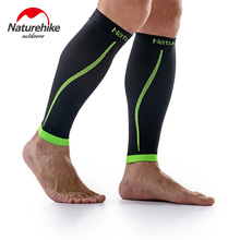Brand Running Sport Leg warmers Compression Leg Muscle Protection Cycling Leg Warmers Men Women Knee protector(China)