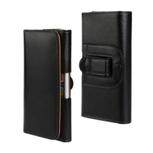 Fashion PU Leather Mobile Phone Case Belt Clip Cover Pouch Cover Case for Blackberry 9380 Curve Drop Shipping(China)