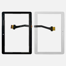 For Galaxy Note 10.1 N8000 N8010 N8013 White/Black Touch Panel Touch Screen Digitizer Glass Lens Replacement Repairing Parts