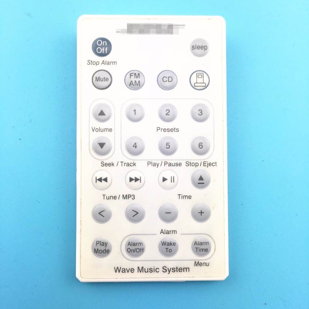 bose remote control. remote control suitable for bose soundtouch wave music radio radio/cd system i ii iii