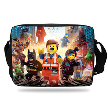 New Girls Shoulder Messenger Bags Casual For School Star Wars Cartoon Bags Teenagers Boys Messenger Bag For Girls Shoulder Bag(China)