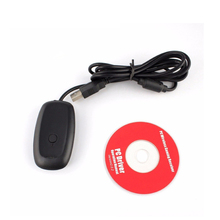 For xbox 360 Wireless USB Receiver For Microsoft Xbox360 Wireless Controller Console PC Gaming Receiver