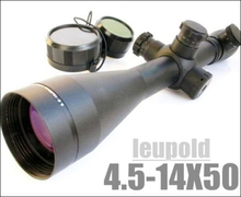 NEW Leupold Mark4 4.5-14X50 M1 Mil-dot Illuminated Riflescopes Rifle Scope Hunting Scope w/ Mounts Free shipping