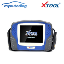 Promotion 100% Original XTOOL Truck Diagnostic Tool PS2 Heavy Duty with Bluetooth Update Online High Quality XTool Battery Teste