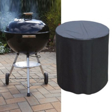 Large Outdoor Waterproof BBQ Cover Barbecue Covers Garden Patio Grill Protector(China)