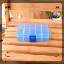 MAIOUMY Storage Case Box Jewelry Box organizer bubm cover Holder Container Pills Jewelry Nail Art Tips 15 Grids(China)