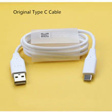 Original LG G5 G6 G7 V20 V30 Q6 USB 3.1 TYPE-C Fast Charging Cable,100CM White SYNC Data Cable XIAOMI Mi A2 A1 5 6 8 6X