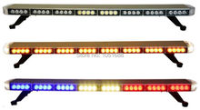 United Safe free shipping ESL3032 low profile GEN III 1 Watt super bright LED Warning Lightbar(amber/blue/red/white)