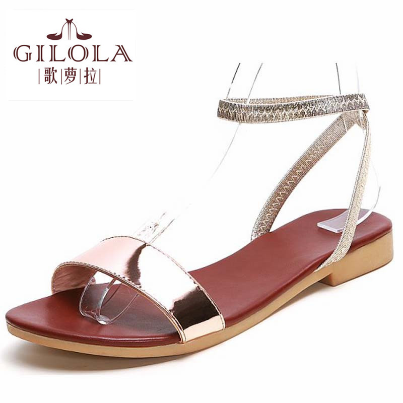 2017 new flat womens sandals ladies women sandals summer shoes woman shoes #Y0570710F<br><br>Aliexpress