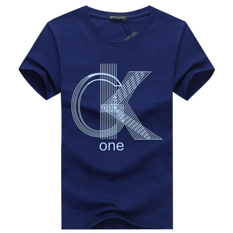 cotton casual GK one mens t shirts top quality fashion short sleeve men tshirt men's tee shirts tops men T-shirt 2019(China)