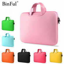 "BinFul 11"" 12'' 13"" 14"" 15"" 15.6 Laptop bag Sleeve case cover for Mac Dell Samsung Asus Toshiba Surface Pro Ultrabook Notebook"