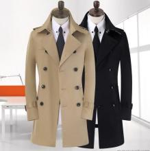 Wholesale ! Designer teenage slim sexy trench coat men fashion mens trench coat classic business outerwear plus size S - 9XL