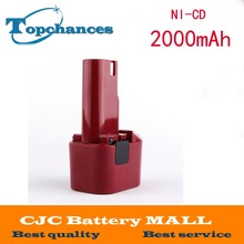 NEW 2.0A 12 VOLT 12V Battery for MILWAUKEE 48-11-0141 48-11-0251 Cordless drill(China)