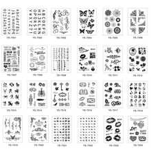 Hot Alphabet Transparent Silicone Clear Rubber Stamp Sheet Cling Scrapbooking DIY