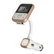 New Arrival!High Quality LCD Car Bluetooth MP3 Player SD USB Remote FM Transmitter Modulator For Phone TR Mar23