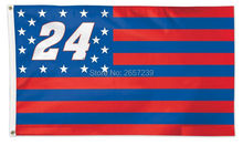 Chase Elliott Sprint Cup Stars and Stripes  Flag 3x5FT NCAA banner 100D 150X90CM Polyester brass grommets custom66,free shipping