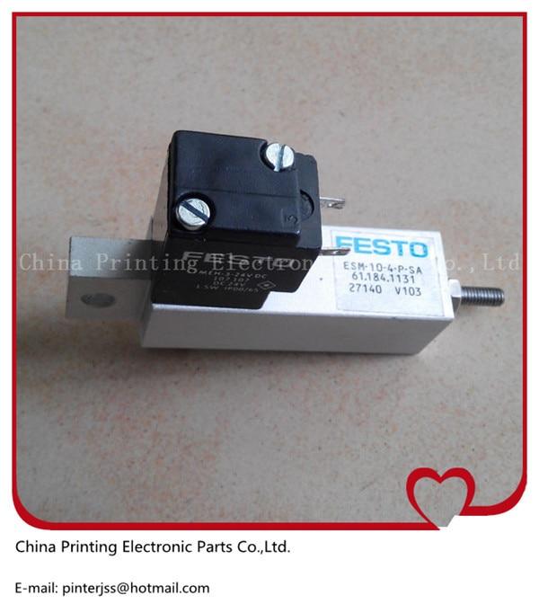 high quality valve 61.184.1131  for heidelberg SM74<br><br>Aliexpress