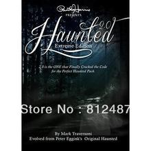 NEW Paul Harris Haunted 2.0 - close-up card magic trick / wholesale / free shipping(China)