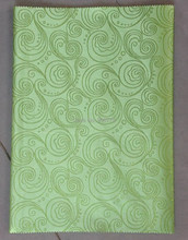 Mint green color Jubilee sego gele headtie latest design 2pcs/bag african fashion fabric Jacquard damask brocade fabric(China)