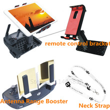 New Antenna Range Booster & remote control mobile phone Tablet PC bracket & lanyard Shoulder Strap Neck Strap For DJI Mavic Pro