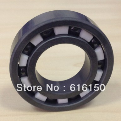 7mm Bearing 607 Full Ceramic Silicon Nitride Skate Bearing 7x19x6 Si3N4 Miniature Ball Bearings High temperature Anti-corrosion<br>