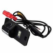 Waterproof 170Wide Angle Color Night Vision Car Rear View Back Up Reverse Parking Camera for BMW E39 E46