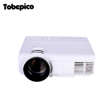 Q5 LED Projector MINI LCD Projector TV  Video Home Theater Multimedia HDMI/VGA/ AV/ATV