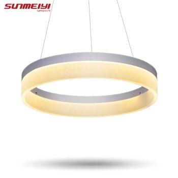 2016 Simple LED Pendant Lights For Bedroom lamparas colgantes pendientes Home Decoration Lamp Lighting hanglamp luminaire