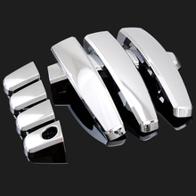 Hot Sale Chromium Styling Door Handle Covers For Chevrolet Captiva Chevy Vauxhall Opel Antara Accessories Stickers Car Styling(China)