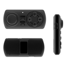 Mini Bluetooth Wireless Selfie Remote Control +Game Console Gamepad+TV Remote Control Portable for Mobile Phone TV Box Computer(China)