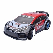 HSP Rc Car 1/10 4wd Nitro Gas Power Remote Control Car 94177 KUTIGER Off-road Sport Rally Racing RTR High Speed Hobby Drift car(China)
