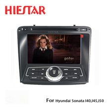 Car Radio stereo GPS Car DVD Player Navigation Touch Screen Bluetooth Rearview support For Hyundai Sonata I40 I45 I50 2011 2012