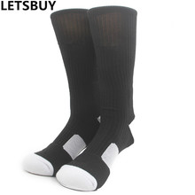 men black white basketball elite socks sports socks cotton men women brand new cycling sock long sport sock running cycling sox