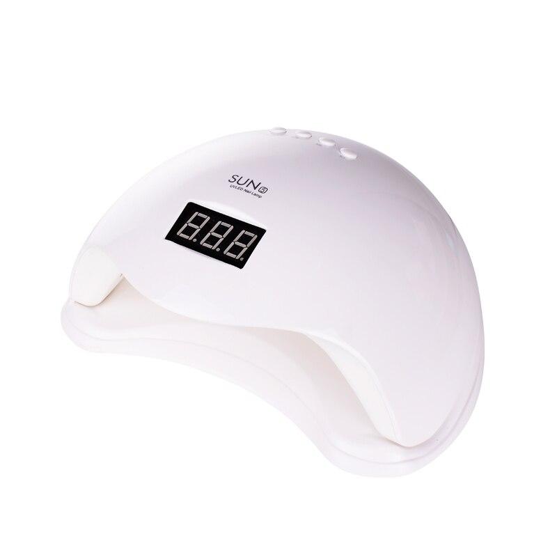 SUN5 UV LED Lamp Nail 48W Nail Dryer Machine For Curing UV Gel Led Gel Nail Gel Polish Machine<br>