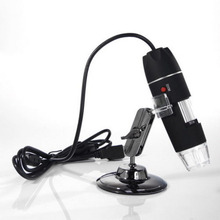 Portable Practical New 2MP USB 8 LED Digital Microscope Endoscope Magnifier 50-500X Camera Brand New(China)