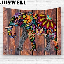 2017 New Indian Mandala Tapestry Hippie Wall Hanging Tapestries Boho Beach Towel Yoga Mat Blanket Table Cloth 150*130cm
