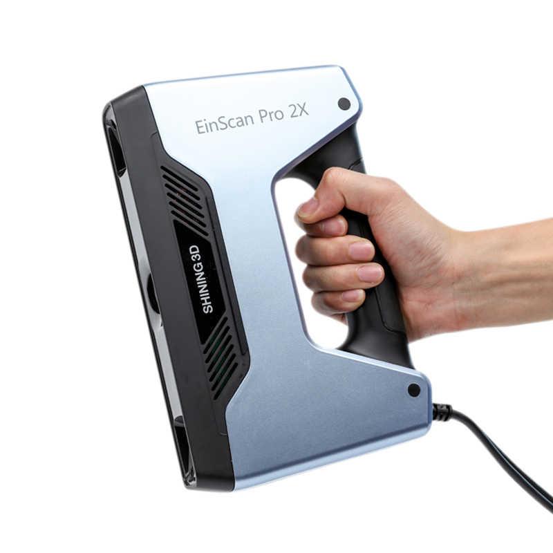 Ручные 3D сканеры