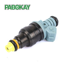 50 pieces x High performance 1600cc CNG fuel injector 0280150846 0280150842 for ford racing car truck with yellow box
