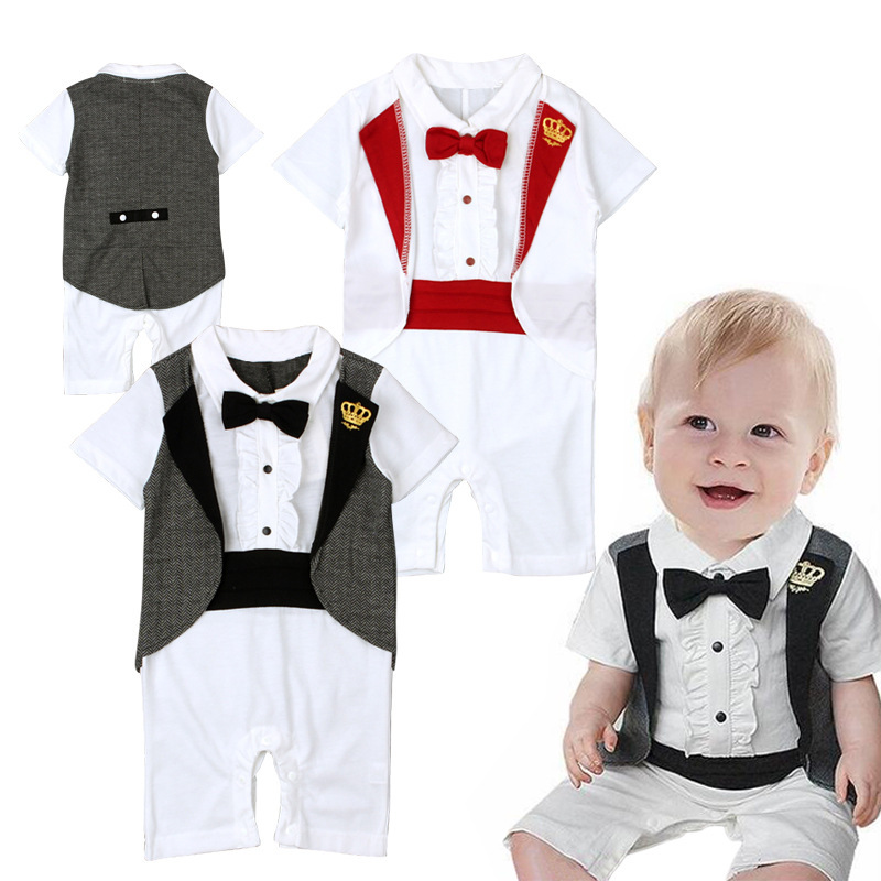 Children gentleman cotton clothes birthday party boys clothing baby clothing toddler cute tights<br><br>Aliexpress