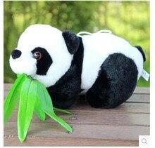 15 см прекрасный бамбук панда плюшевые игрушки, один комплект/20 шт. игрушки призы ничью, рождественский подарок, t8778(China)