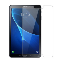 T580 9H 2.5D Explosion-Proof Toughened Tempered Glass For Samsung Galaxy Tab A 10.1 (2016) T580 T585 Film Screen Protector Cover(China)