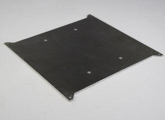 Reprap Prusa Mendel MendelMax  AO-100 series 3D printer Y-axis Aluminium Bed Plate r1.1<br><br>Aliexpress