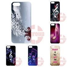 For Samsung Galaxy J1 J2 J3 J5 J7 2016 Core 2 S Win Xcover Trend Duos Grand Phone Cases Nice Musical Notes Musical