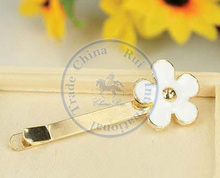 nice daisy hair clips hairpins Accessories decor Lady girl's CN post