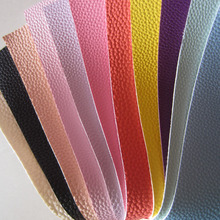 11pcs 15x21cm A5 size PU leather for project craft