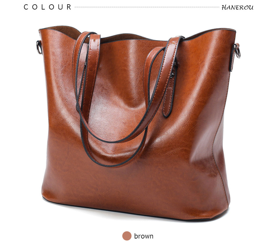 17New Famous Brand Shoulder Bag Large Fashion Women Bag Ladies Hand Bags Luxury Designer Handbags Women Messenger Bags Vintage 12