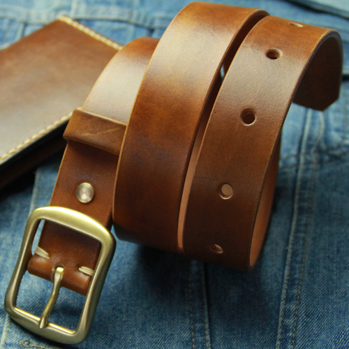 Top Layer Cow Leather Men Women Belt Custom Personalized High Quality Belt Vintage Casual Genuine Leather Retro Men Leather Belt